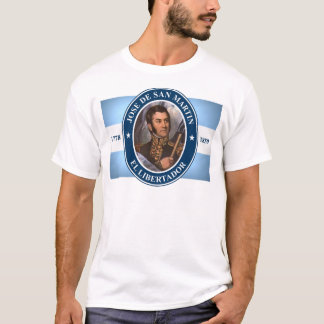 ホセdeサンマーティン tシャツ