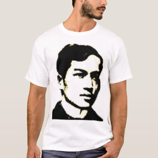 ホセRizal Tシャツ