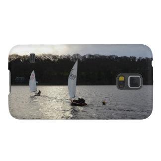 ホタルおよびTasarのヨット Galaxy S5 ケース