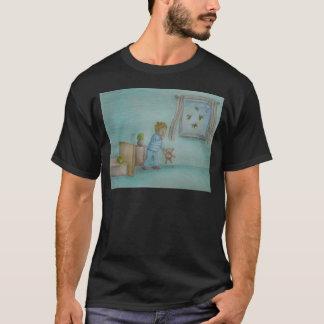 ホタルの夜 Tシャツ