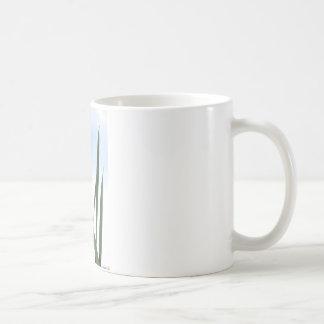 ホタルイ-ネコヤナギ コーヒーマグカップ