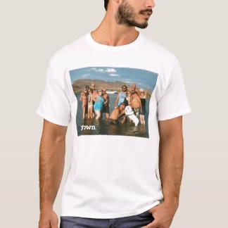 ホタルブクロの乗組員 Tシャツ