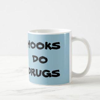 ホックは薬剤のマグをします コーヒーマグカップ