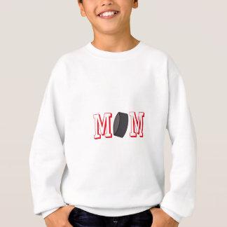 ホッケーのお母さん スウェットシャツ