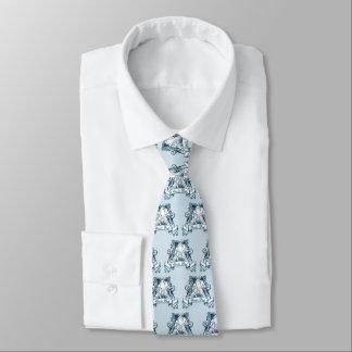 ホッケーのゴールキーパーのパパのタイのNeckwear ネクタイ