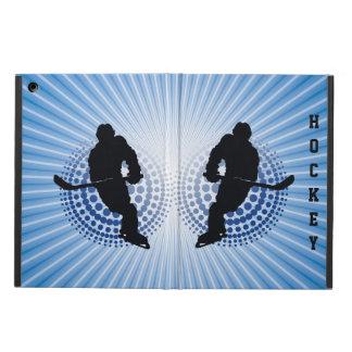 ホッケーのデザインのiPadの空気箱 iPad Airケース