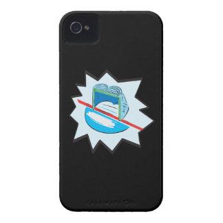 ホッケーの網 Case-Mate iPhone 4 ケース