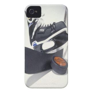 ホッケーの電話箱 Case-Mate iPhone 4 ケース