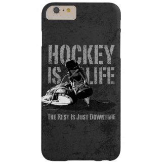 ホッケーは生命です BARELY THERE iPhone 6 PLUS ケース