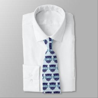 ホッケーコーチの盾のネクタイのタイ オリジナルタイ