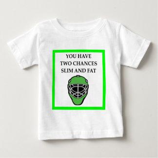 ホッケー ベビーTシャツ