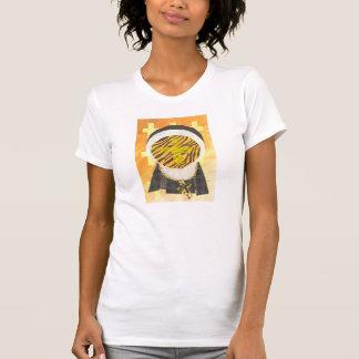 ホットクロスバンの尼僧の女性のTシャツ Tシャツ
