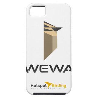 ホットスポットの野鳥観察WEWAの商品 iPhone SE/5/5s ケース