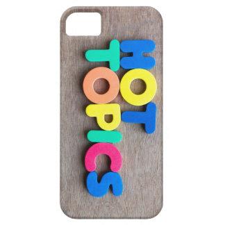 ホットトピック iPhone SE/5/5s ケース