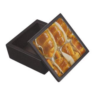 ホットドッグのケーキの…アジアデザートの食糧 ギフトボックス