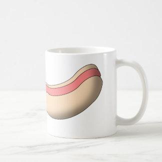 ホットドッグのマグ コーヒーマグカップ