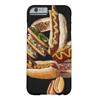 ホットドッグ BARELY THERE iPhone 6 ケース