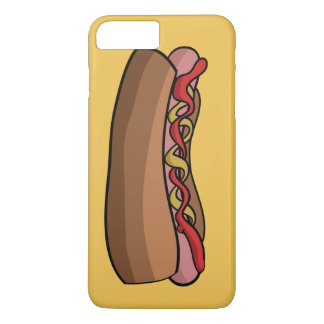 ホットドッグ iPhone 8 PLUS/7 PLUSケース