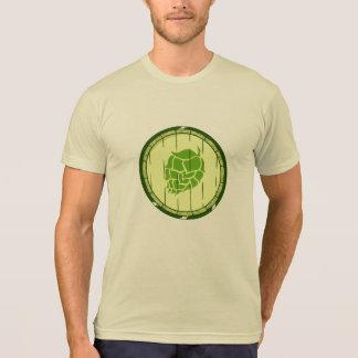 ホツプのバレル(技術ビール恋人のティー) Tシャツ