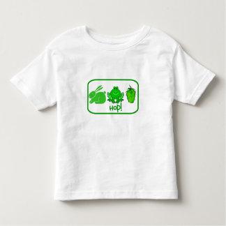 ホツプ! 子供のワイシャツ トドラーTシャツ