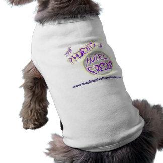 ホテルのFredsの服装の月犬のフェニックス ペット服