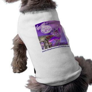 ホテルのFredsの服装カバー犬のフェニックス ペット服