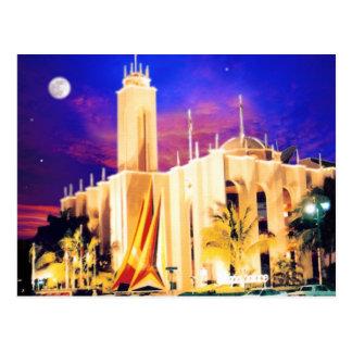 ホテルのIxtapa宮殿のリゾート及びスパ ポストカード