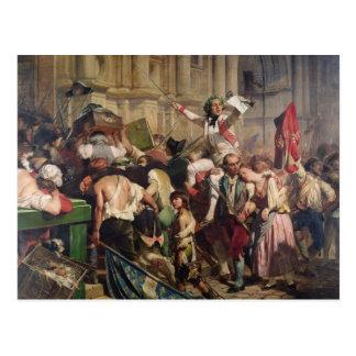 ホテルdeの前の牢獄の征服者 ポストカード