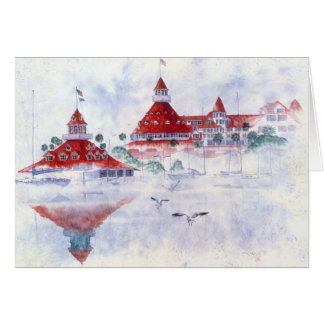 ホテルDEL CORONADO及びボートハウス カード