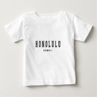 ホノルルハワイ ベビーTシャツ