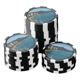 ホノルルハワイ ポーカーチップ
