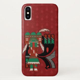 ホピー族の視野 iPhone X ケース