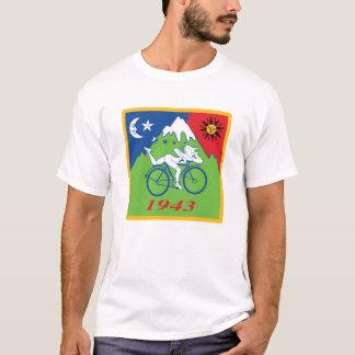 ホフマンのbikerideの最終のTシャツ Tシャツ
