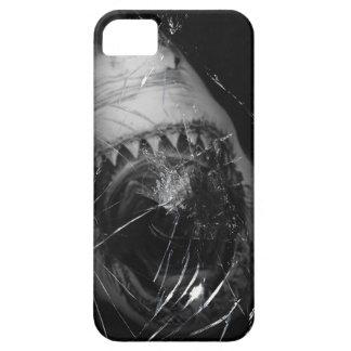 ホホジロザメの攻撃のiphoneカバー iPhone SE/5/5s ケース