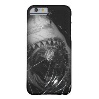 ホホジロザメの攻撃のiphone 6カバー barely there iPhone 6 ケース