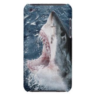 ホホジロザメの頭部 Case-Mate iPod TOUCH ケース