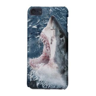 ホホジロザメの頭部 iPod TOUCH 5G ケース