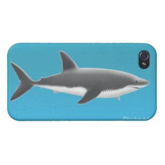 ホホジロザメのiPhoneの場合 iPhone 4/4S Cover