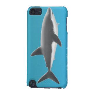 ホホジロザメのSpeckのカスタマイズ可能な場合 iPod Touch 5G ケース