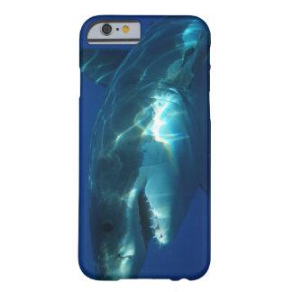 ホホジロザメ BARELY THERE iPhone 6 ケース