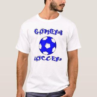 ホリネズミのチームワイシャツ Tシャツ