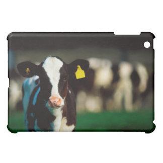 ホルスタインの子牛 iPad MINIケース
