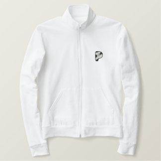 ホルスタイン手紙P 刺繍入りジャケット