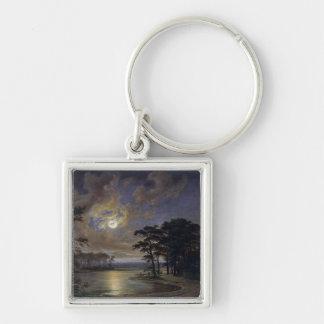 ホルスタイン海の月光1847年 キーホルダー