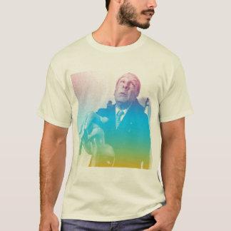 ホルヘ・ルイス・ボルヘスの虹1 Tシャツ
