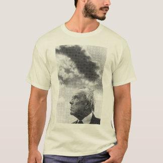 ホルヘ・ルイス・ボルヘス Tシャツ