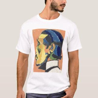 ホレスBrodsky (1885-1969年)のポートレート(パステル調 Tシャツ