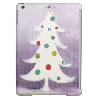 ホワイトクリスマスの木