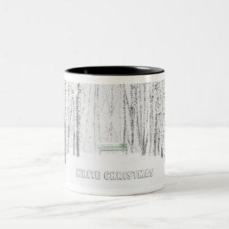ホワイトクリスマスの物語 ツートーンマグカップ