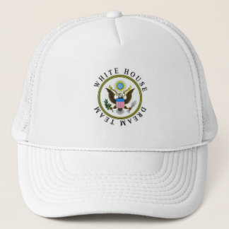 ホワイトハウスのドリームチーム キャップ